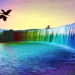 Colourful-Waterfall-3d-Background
